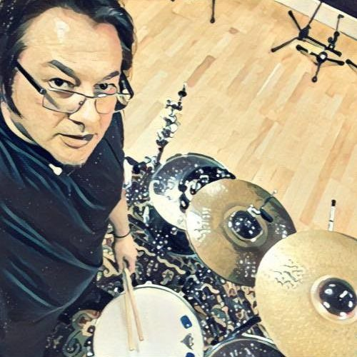 Cubase VST midi instruments & audio multi track real drum loops.