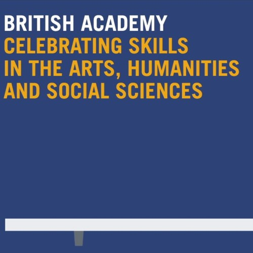Prof Sir Ian Diamond Talks To Dr Lucy Worsley About The British Academy Flagship Skills Project