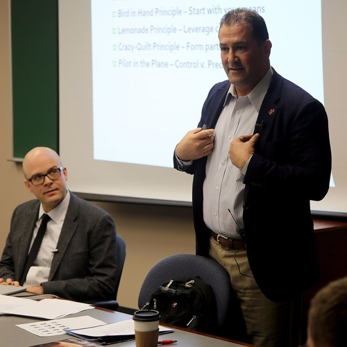 How to Be a Successful Entrepreneur, With Rob Masri '96
