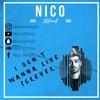 Zayn Malik & Taylor Swift - I Don't Wanna Live Forever I Nico Cover