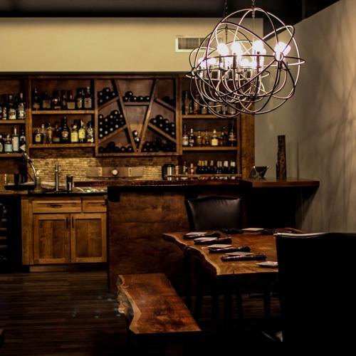 Rhapsody Barrel Bar in Downtown Kitchener
