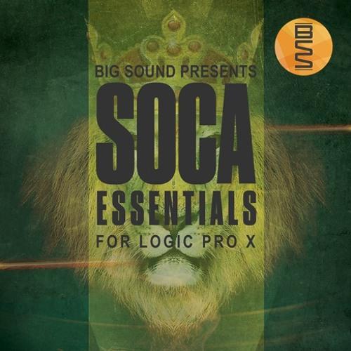 Soca Essentials For Logic Pro X