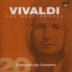 14 Violin Concerto ('Il Ritiro' I),Flat Major, RV 256- Movement 2