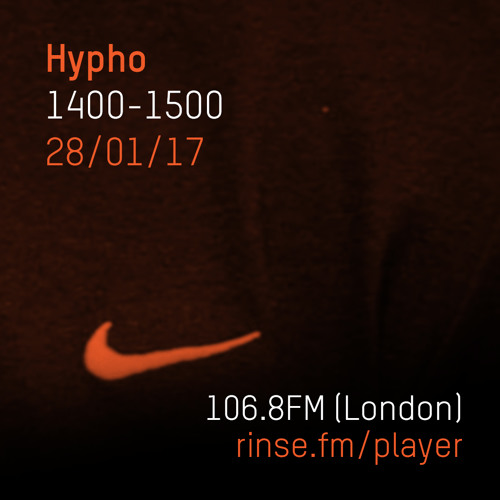 Rinse FM Podcast - Marcus Nasty Takeover - Hypho - 28th January 2017