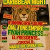 Carribean Night Hamburg Promo Mix - Running Irie Sound