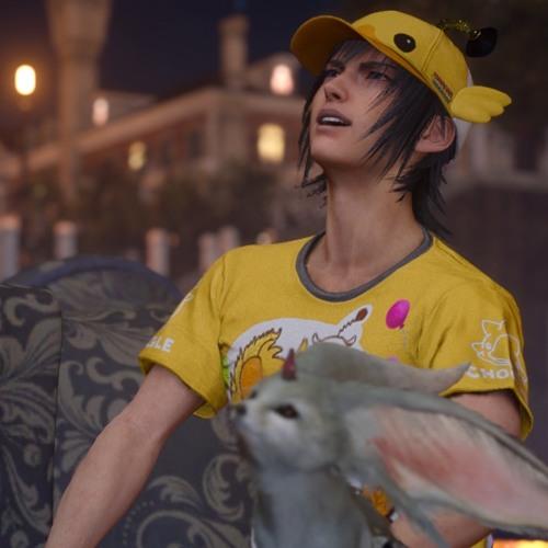 Final Fantasy XV Moogle Chocobo Carnival And DLC