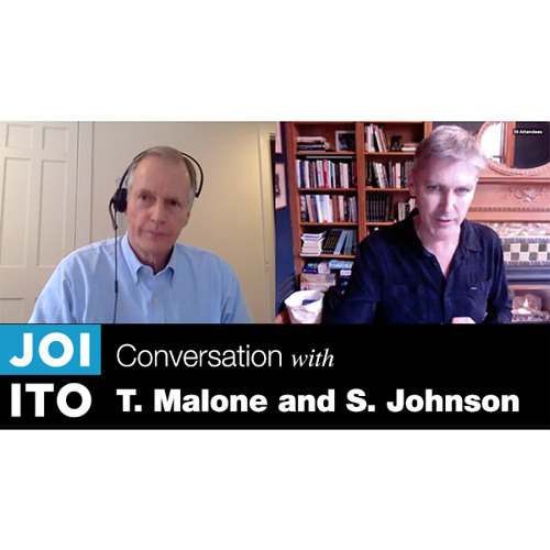 Conversation with Steven Johnson and Tom Malone