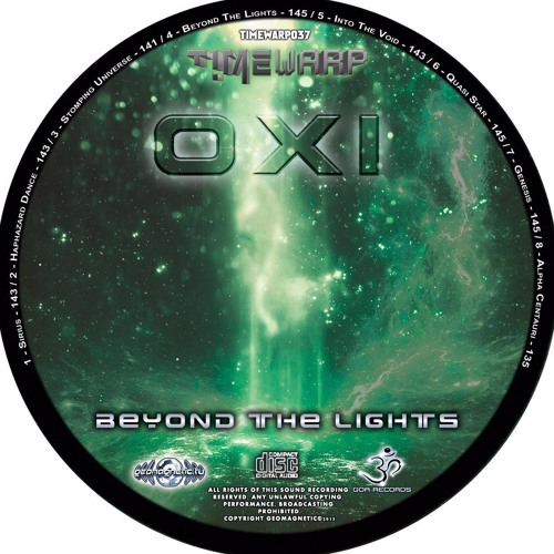 OXI - Genesis / Beyond the lights /