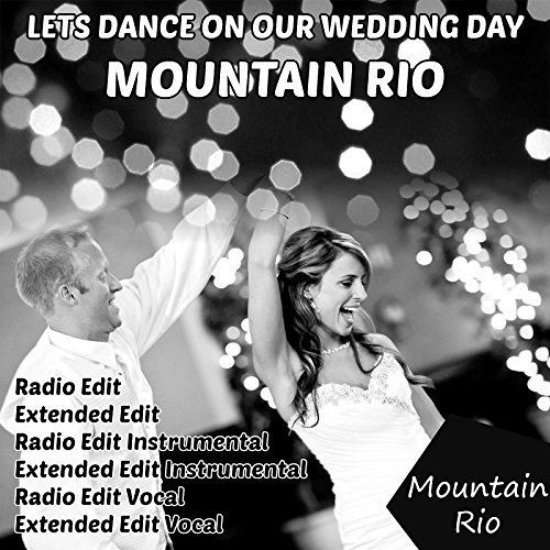 Let's Dance On Our Wedding Day (Radio Edit)(VOCALS ONLY)