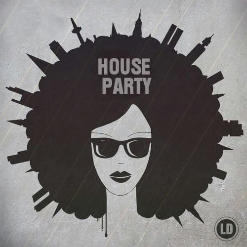 LUNATIC DARK - HOUSE PARTY(ENERO 2017)