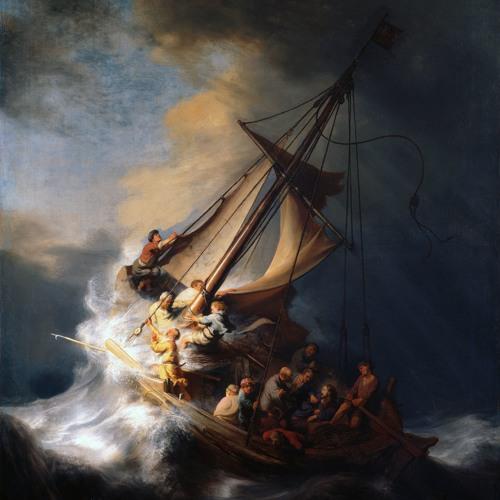 4. Sonntag nach Erscheinung: Der Sturm auf dem See