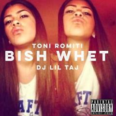 Dj Taj ~ Bish Whet (Toni Romiti Vocals)