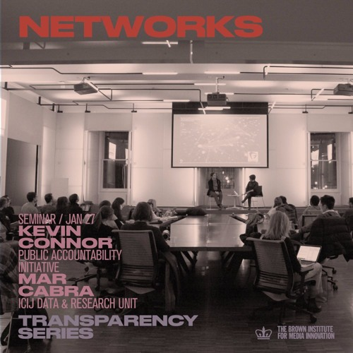 The Transparency Series - Networks