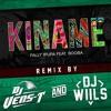 Fally Ipupa feat. Booba - Kiname (Dj Vens-T & Dj Wiils Remix)