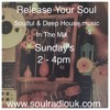 Release Your Soul Show 29 - 01 - 2017