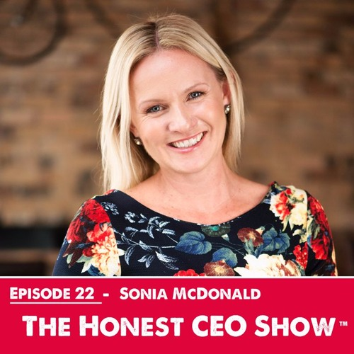 Ep. 22 How To Gain That Leadership Edge with Sonia McDonald.