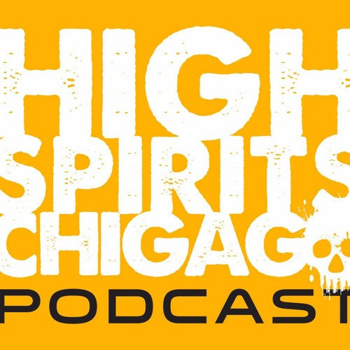 High Spirits at Chicago's Ghost Conference: 2 --- Featuring MEGAN ENSLEY