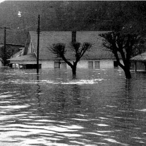 WSGS Flashback: 60th Anniversary of the 1957 Flood in Hazard.
