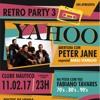 Propaganda Radio Sociedade Retro Party 3 com Yahoo