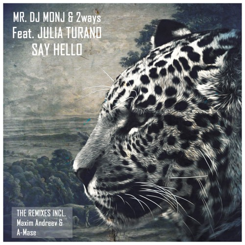 Mr. DJ Monj, 2ways, Julia Turano - Say Hello (Maxim Andreev Remix)
