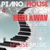 FREE House Piano & Bass Midi Pack