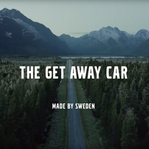 "Volvo - ""Life"" - The Get Away Car TV Spot"