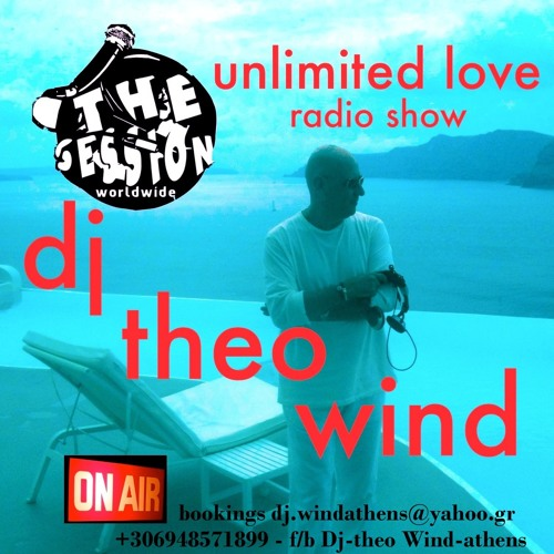 Unlimited Love Radio Show #51 by DJ Theo Wind