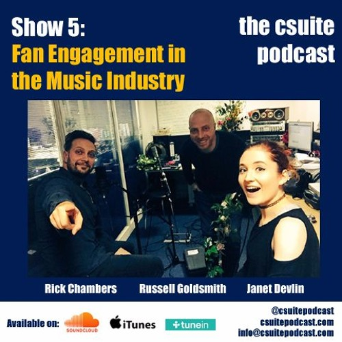 Show 5 - Fan Engagement in the Music Industry