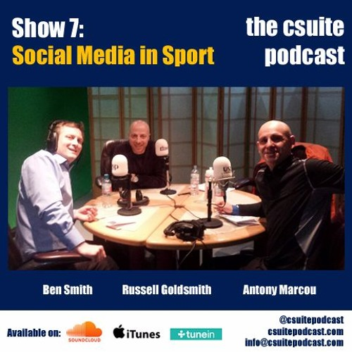 Show 7 - Social Media in Sport