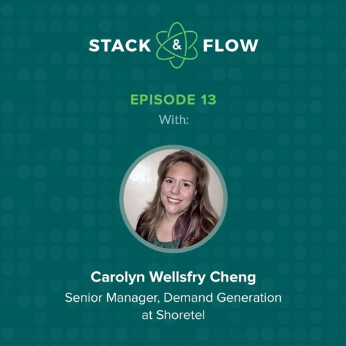 Carolyn Wellsfry Cheng of Shoretel - Integration, Closed Loop Reporting, and Cloud Based Solutions