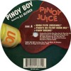 ERIC PIRATE BAM CEA aka Pinoy Boy - PINOY JUICE EP - HORN FILTH UNDERGROUND CONSTRUCTION UC 373