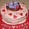 Valentine day Cakes For Girlfriend @ AvonBakers
