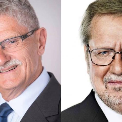 Politisk Salon - Mogens Lykketoft og Per Stig Møller
