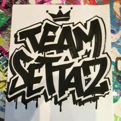 Team Settaz Oldskool 80's 90's Early 2000's Dancehall Mixed By Lukie Diamond