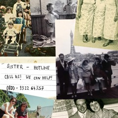 Sister - Hotline - live from the CCA 11 - 09 - 2016