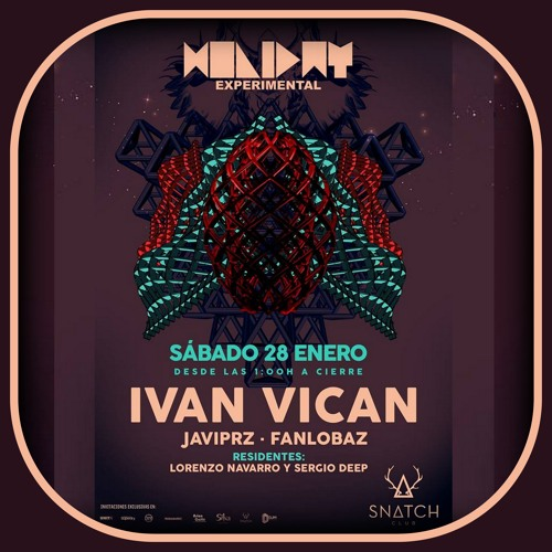 @Ivan Vican_Dj  -  Snatch Club - Holiday Experimental - 28 01 17