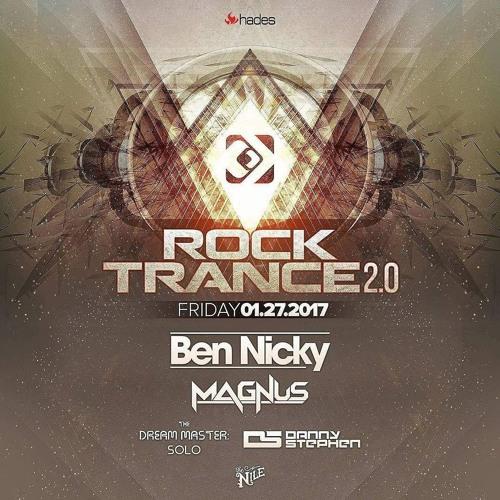 Magnus @  Nile Theater - Mesa, AZ - Jan27th 2017 -Download-