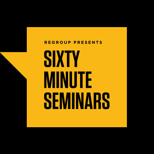Sixty Minute Seminars- 2016