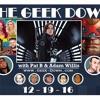 Geek Down 12-19-16 - Reflecting on something badass