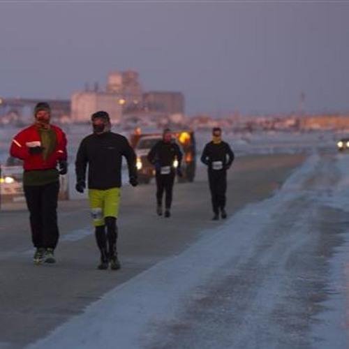 Polar Bear Marathon Doc