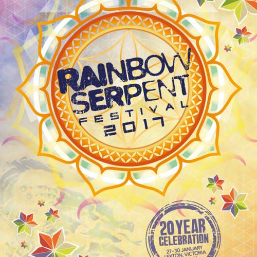 Nanoplex live at Rainbow Serpent 2017