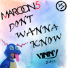 Maroon 5 - Don't Wanna Know ft Kendrick Lamar (Vinny Edit Moombahton)