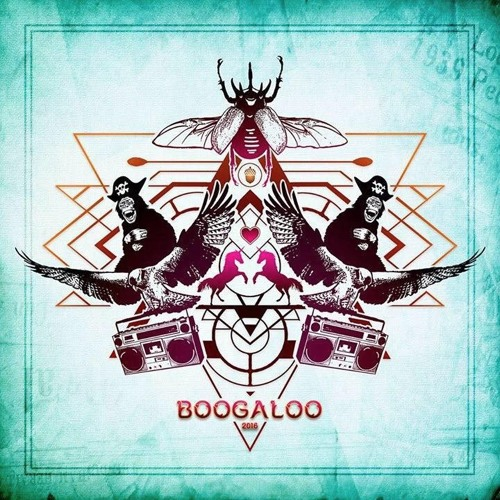 Boogaloo 2016 // Mixed By Cesos