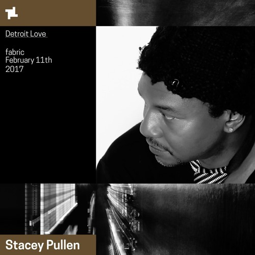 Stacey Pullen fabric x Detroit Love Promo Mix
