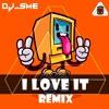 Boiria I Love It Remix Djsmbuy Free Download Mp3