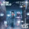 Don Diablo & Zonderling - Hexagon Radio 105 2017-02-01 Artwork