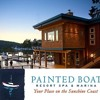 Painted Boat Top 25 Hotels In Canada
