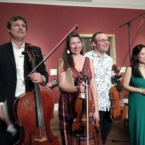 """Clarinet Quintet: """"The Refugee"""" (world premiere)"""