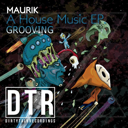 MAURICK - Grooving Demo ( Original Mix) A HOUSE MUSIC - EP
