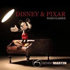 DISNEY TARZAN - YOU'LL BE IN MY HEART (piano instrumental cover)